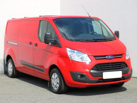 Ford Transit Custom, 2013