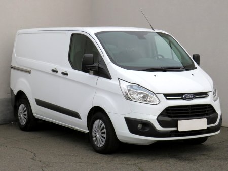 Ford Transit Custom, 2014