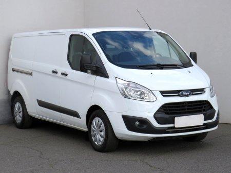 Ford Transit Custom, 2016