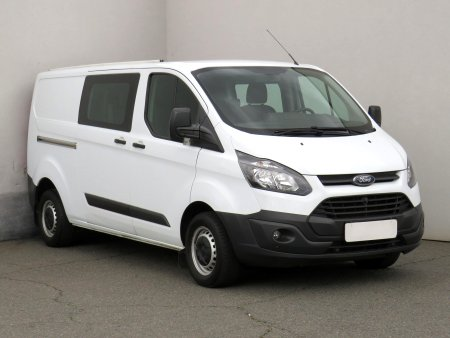Ford Transit Custom, 2015
