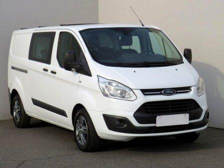 Ford Transit Custom, 2013