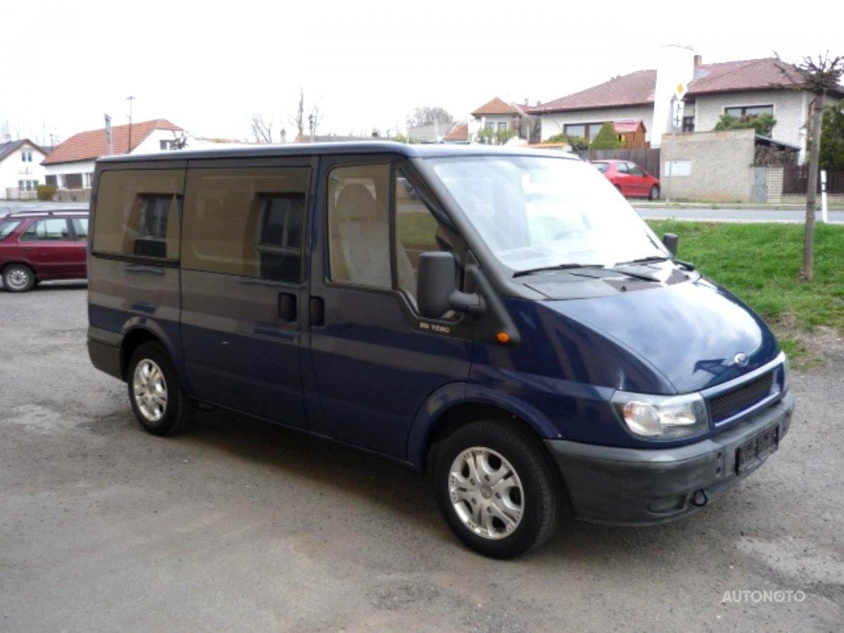 Ford Transit, 2006 - celkový pohled