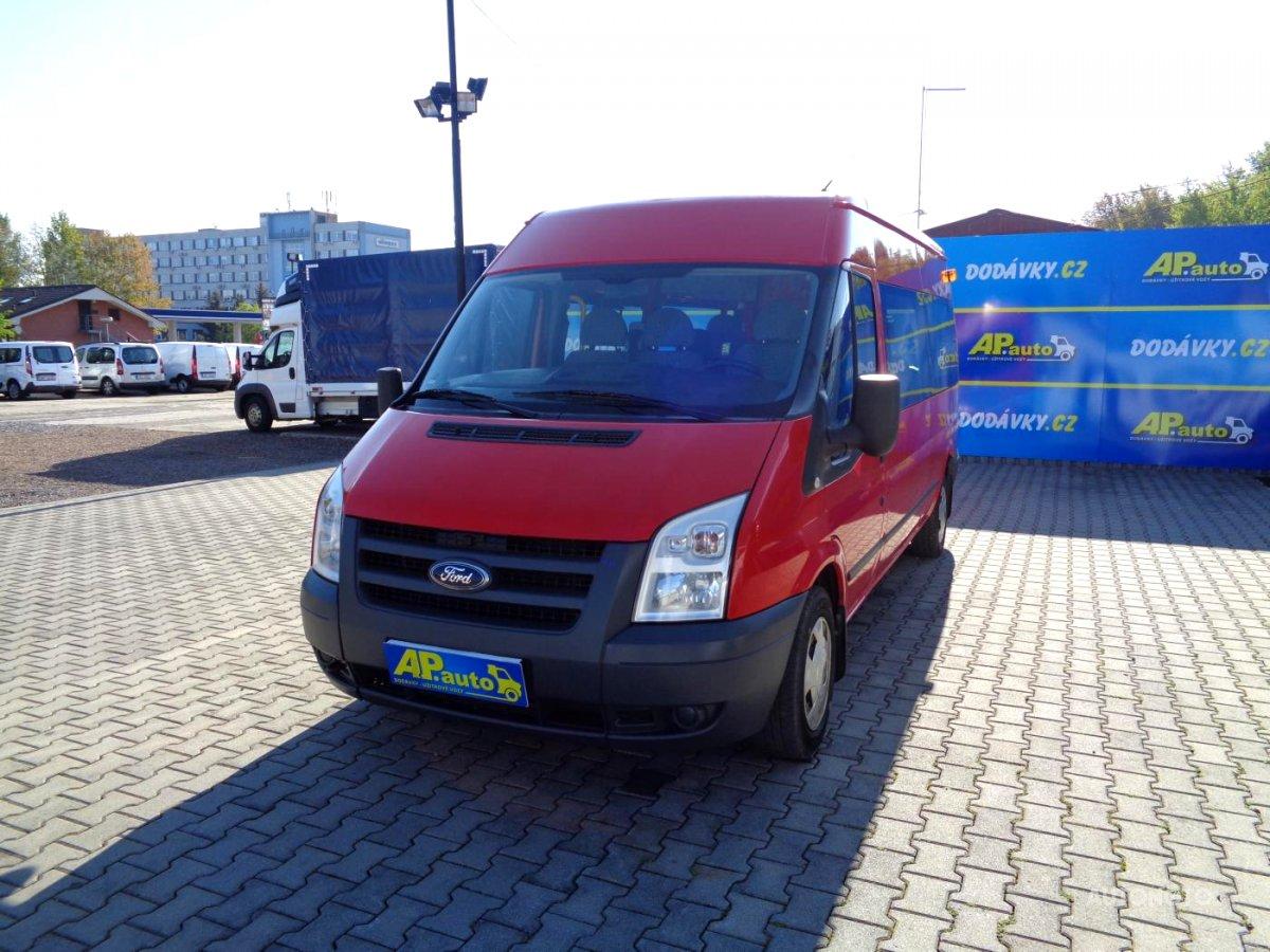 Ford Transit, 2011 - celkový pohled