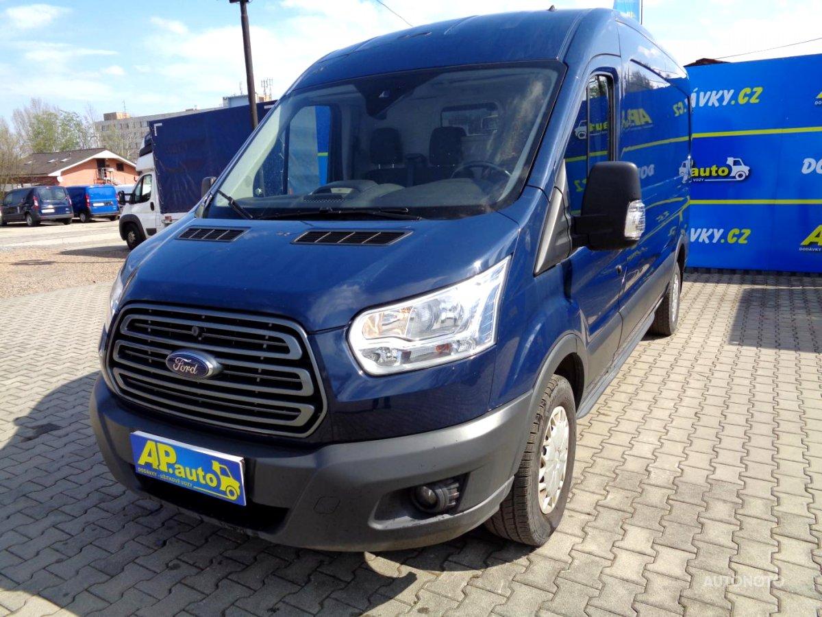 Ford Transit, 2015 - celkový pohled