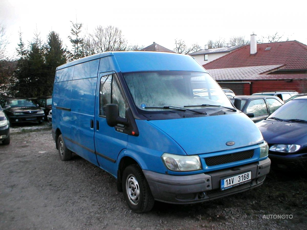 Ford Transit, 2005 - celkový pohled