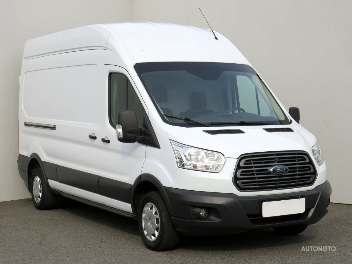 Ford Transit, 2017 - celkový pohled