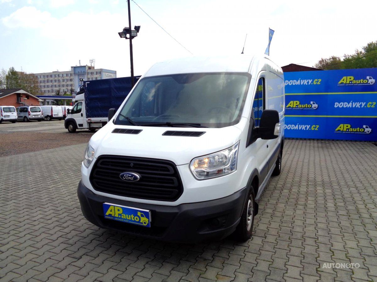 Ford Transit, 2014 - celkový pohled