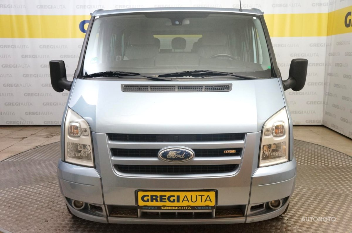 Ford Transit, 2007 - celkový pohled