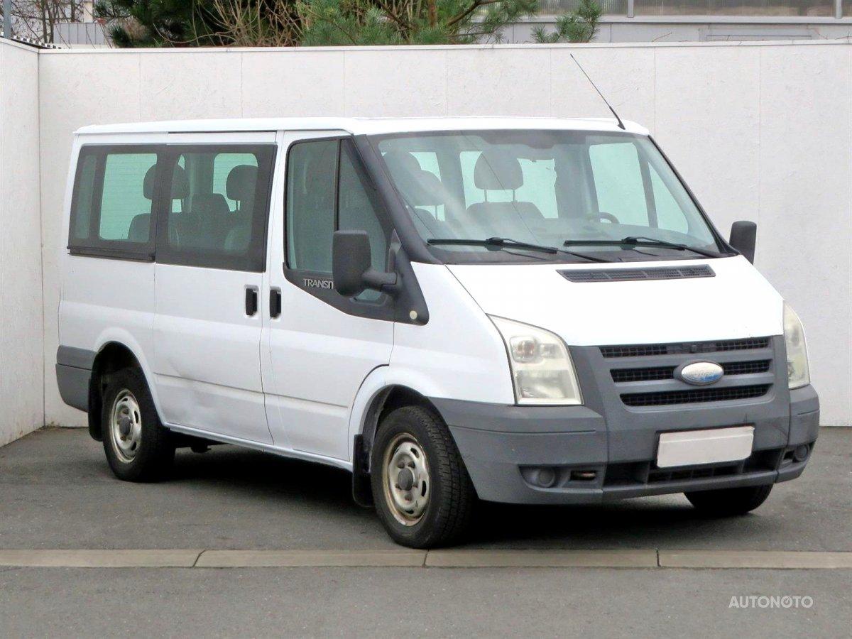 Ford Transit, 2009 - celkový pohled