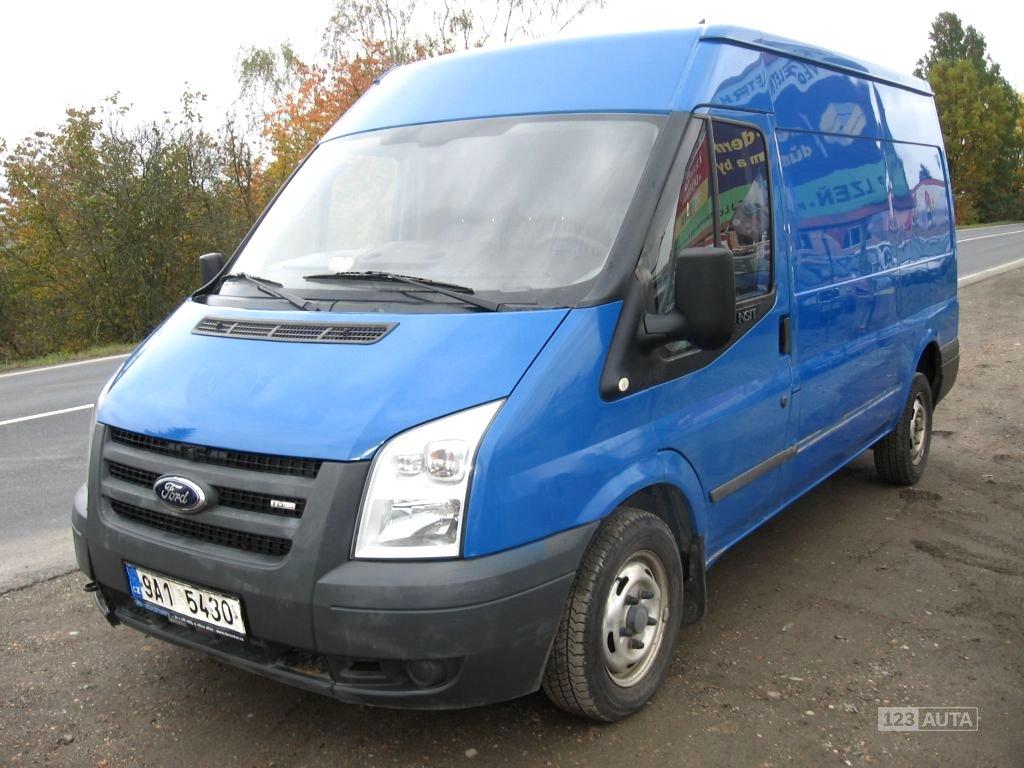 Ford Transit, 2008 - celkový pohled