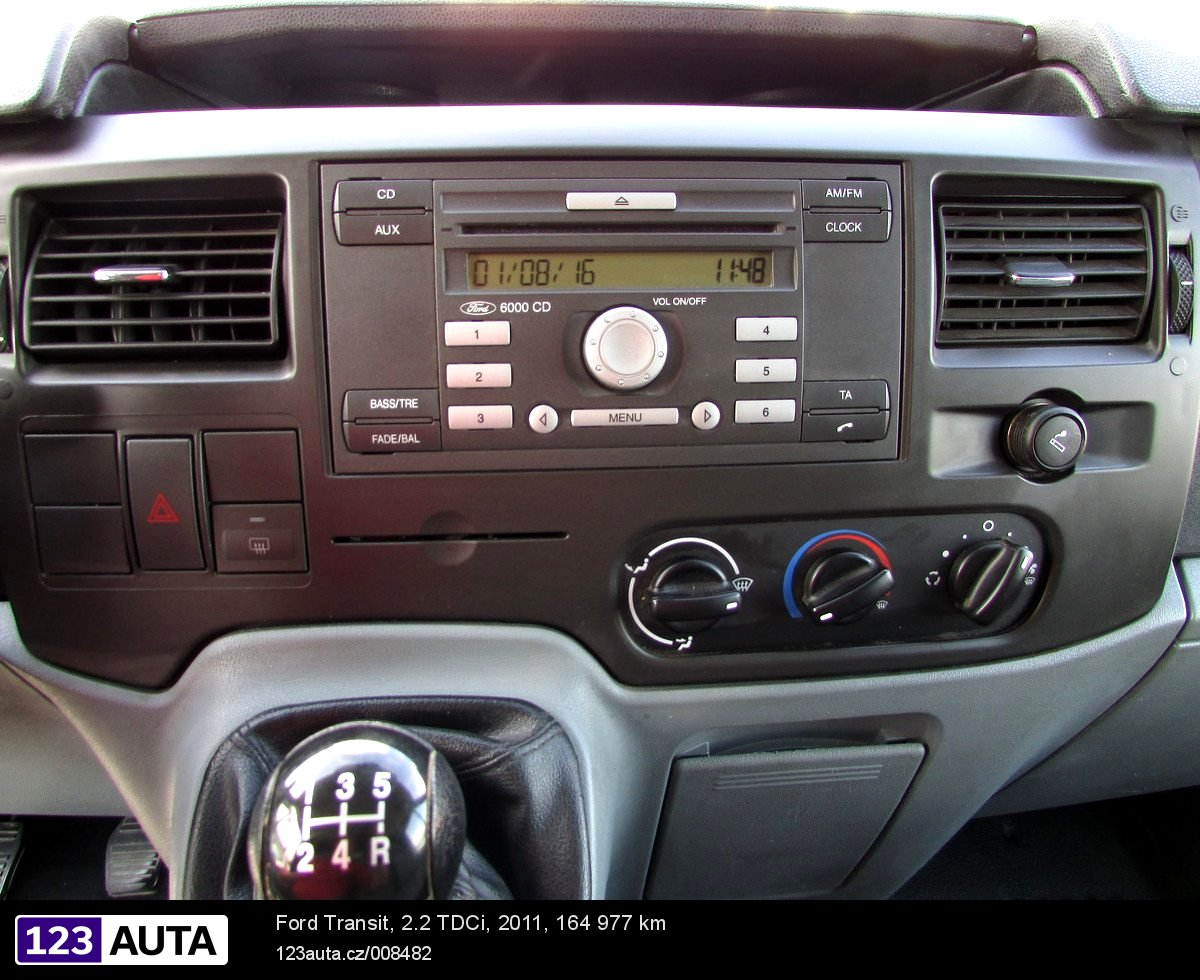 Fotogalerie Ford Transit 2011 Autonoto Cz