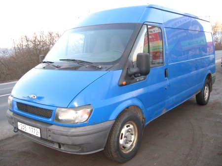 Ford Transit, 2003