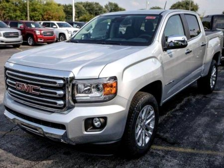 GMC Canyon, 2018