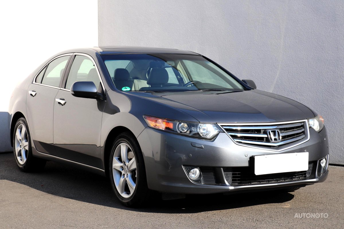 Honda Accord, 2010 - celkový pohled