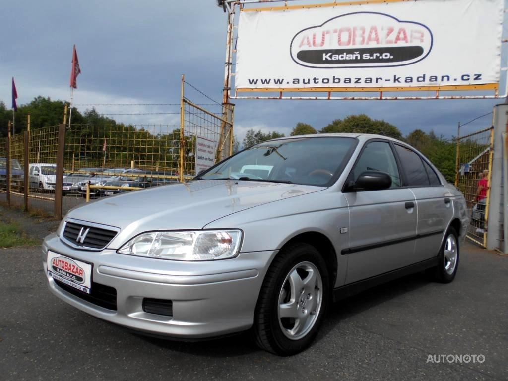 Honda Accord, 2001 - celkový pohled