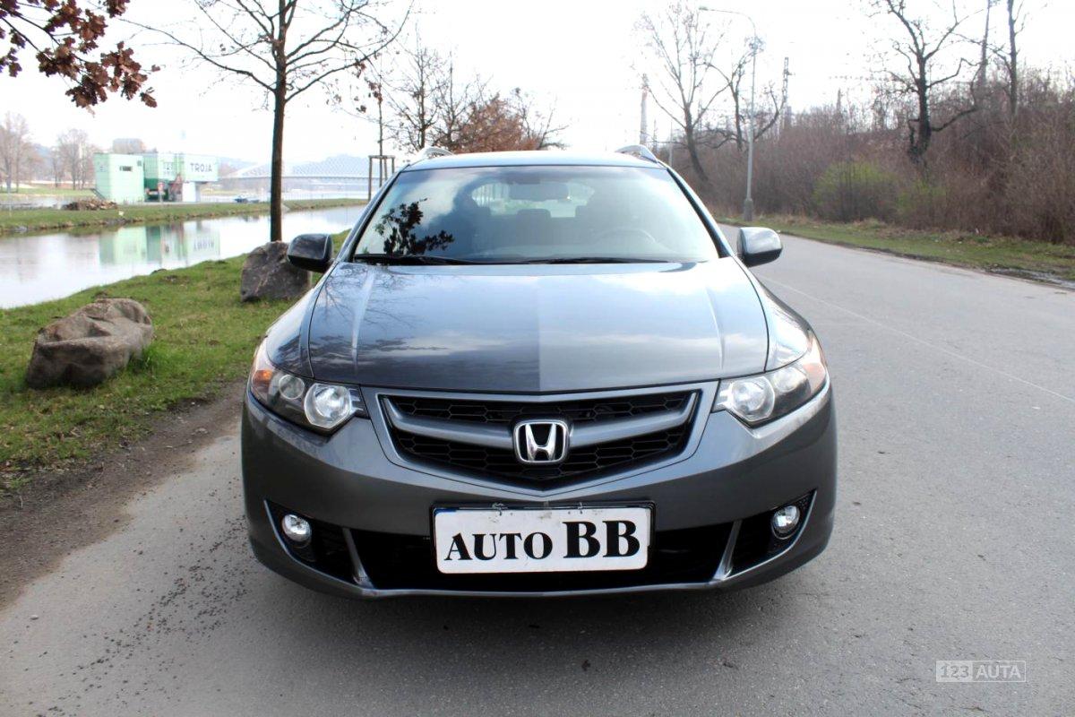 Honda Accord, 2009 - celkový pohled
