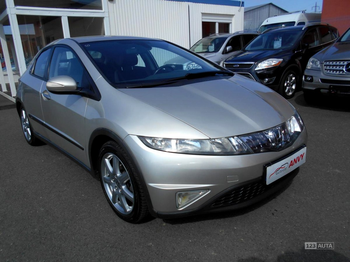 Honda Civic, 2006 - celkový pohled