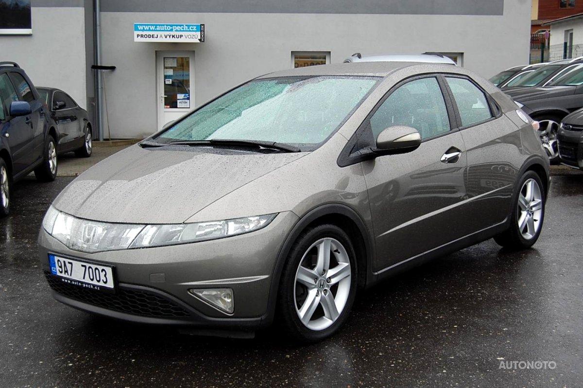 Honda Civic, 2008 - celkový pohled