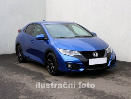 Honda Civic, 2016