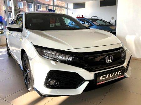 Honda Civic, 2018