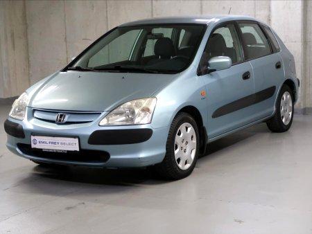 Honda Civic, 2002