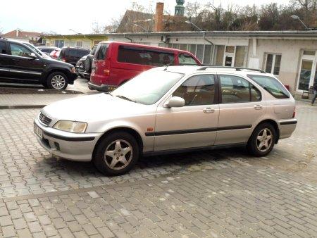 Honda Civic, 1999