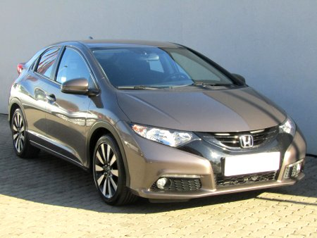 Honda Civic, 2014