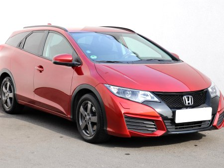 Honda Civic, 2015