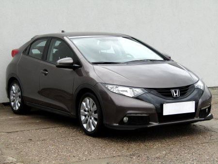 Honda Civic, 2012