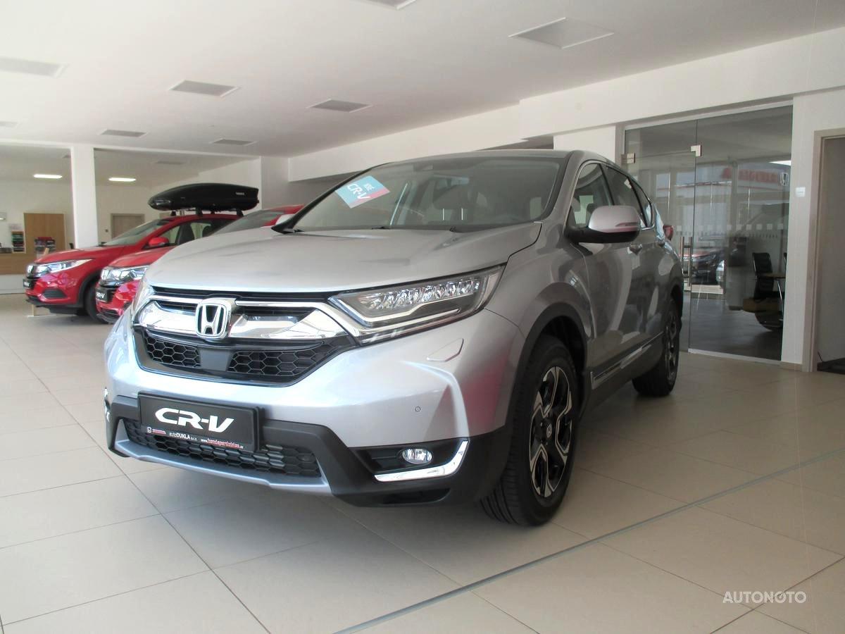 Honda CR-V, 2020 - celkový pohled