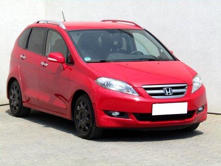 Honda FR-V, 2008