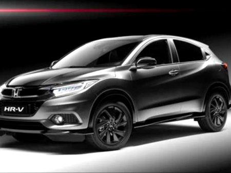 Honda HR-V, 2019