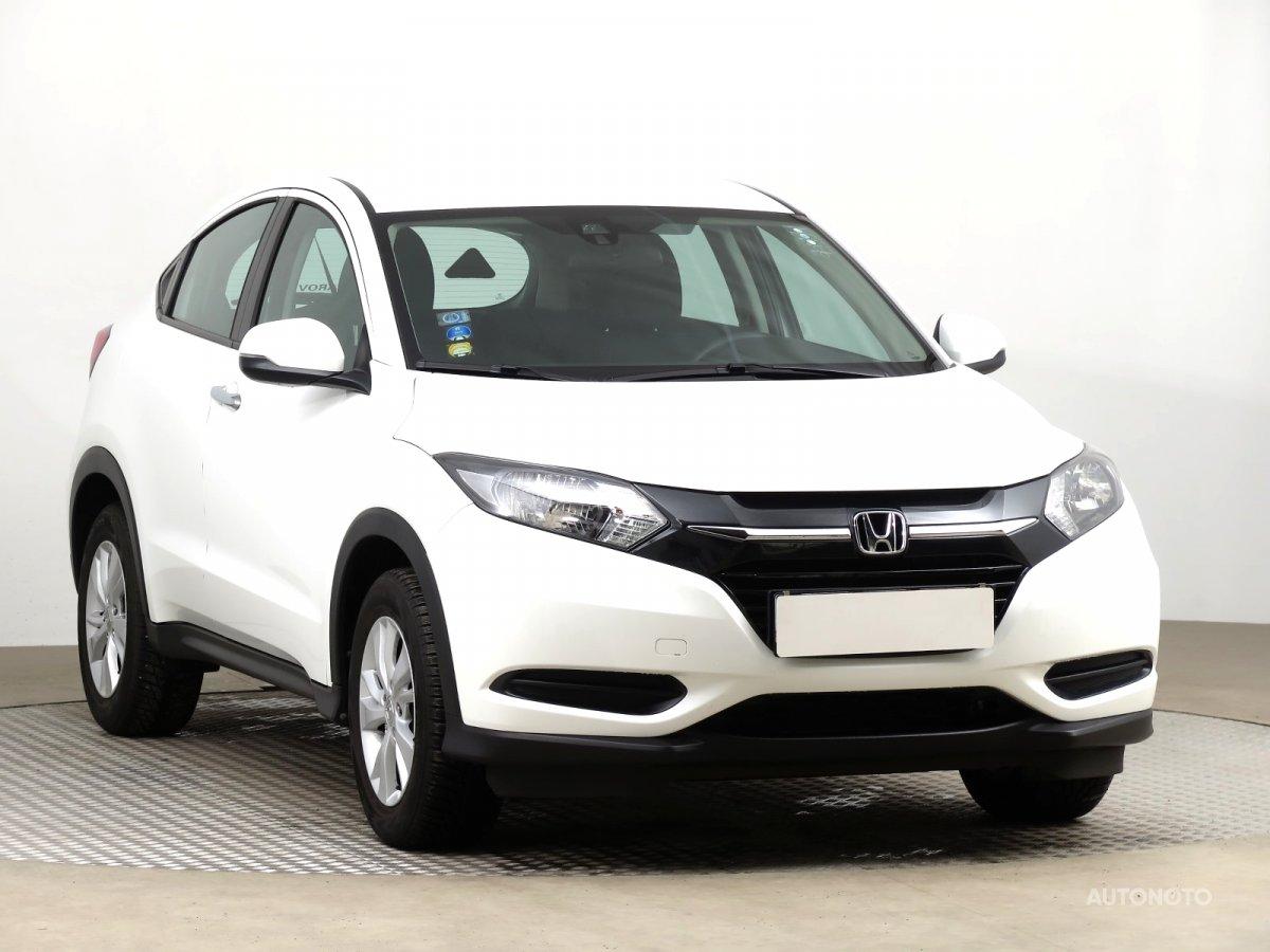 Honda HRV, 2018 - celkový pohled