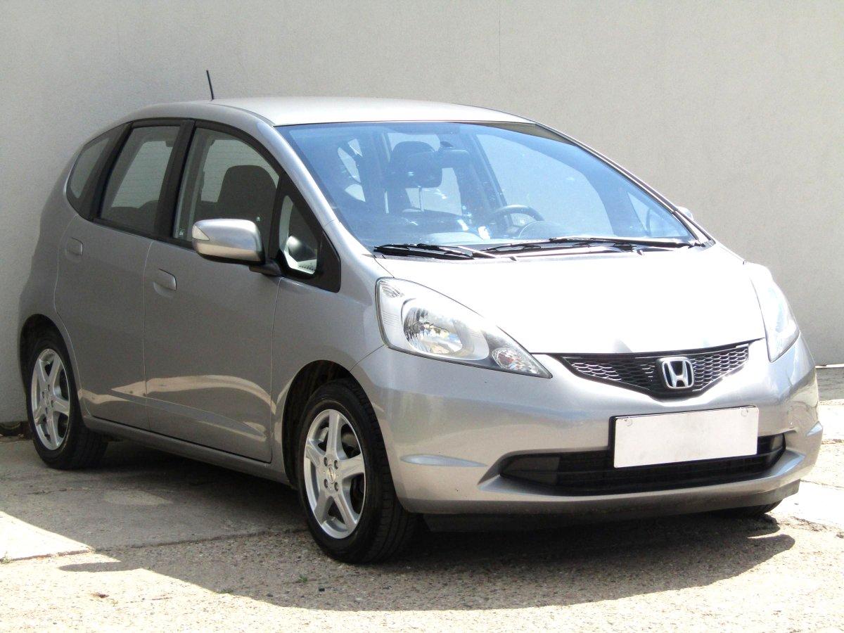 Honda Jazz, 2008 - celkový pohled