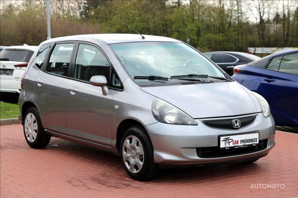Honda Jazz, 2005 - celkový pohled