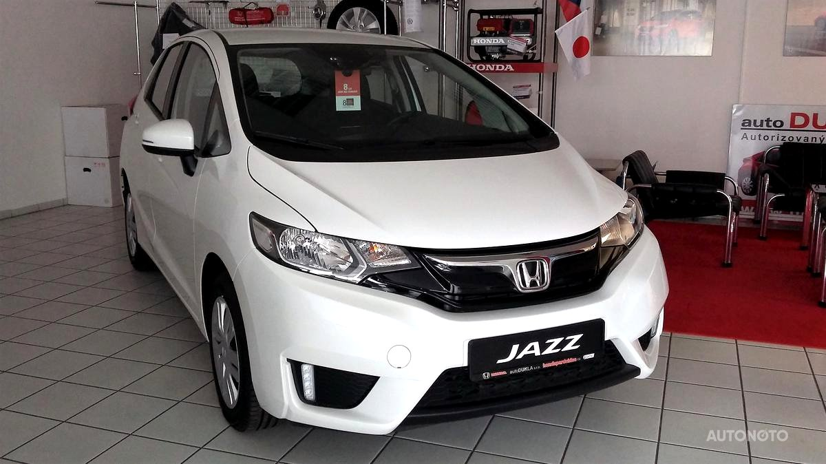 Honda Jazz, 2019 - celkový pohled