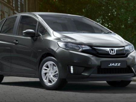 Honda Jazz, 2018