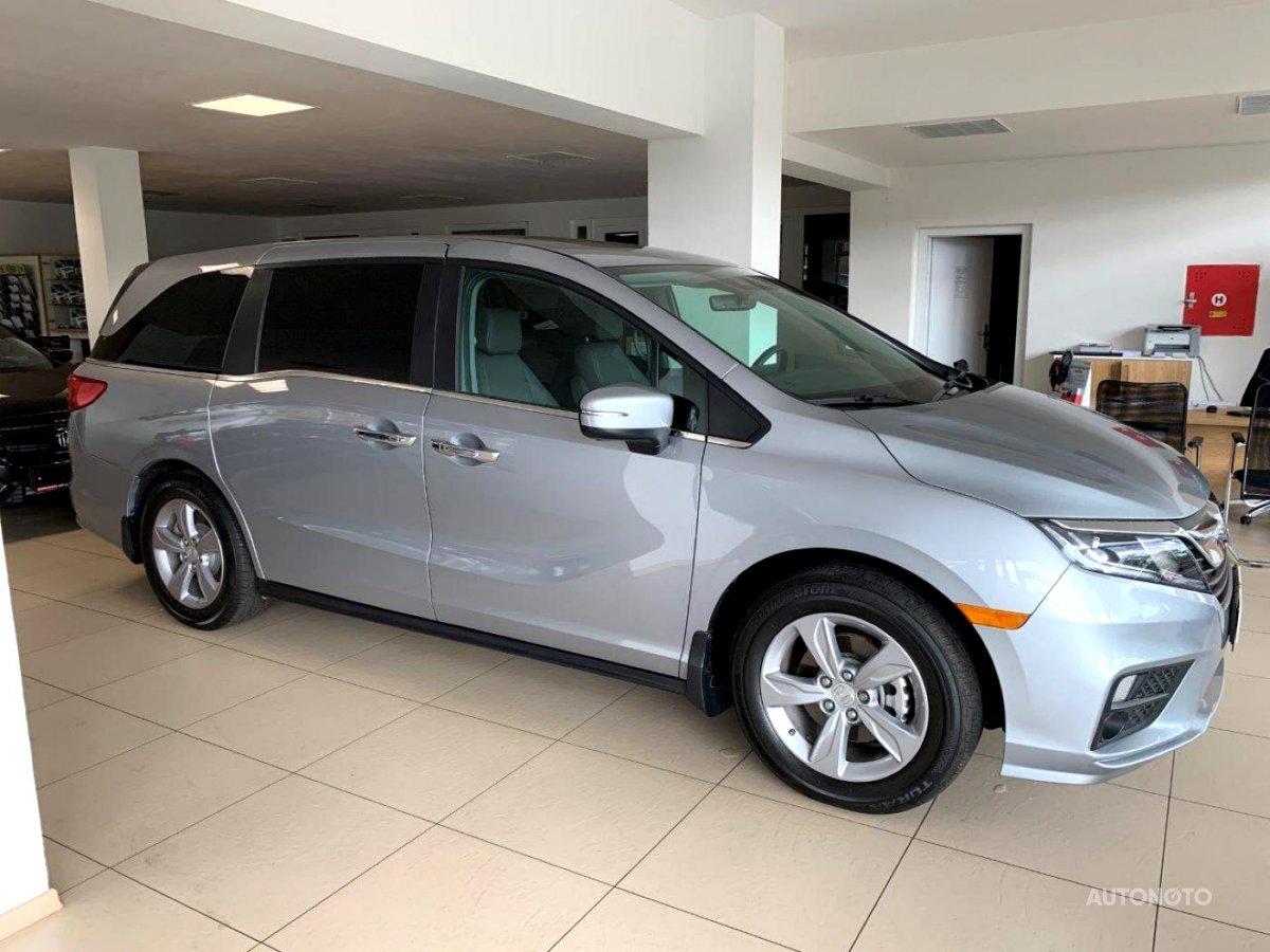 Honda Odyssey, 2018 - celkový pohled