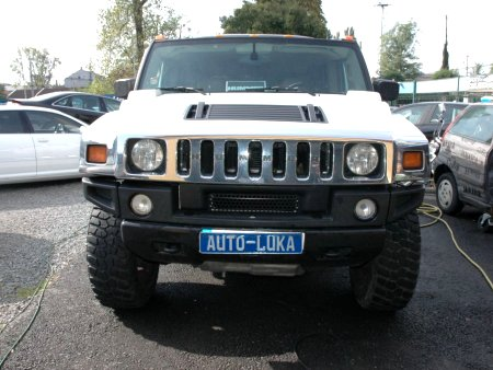 Hummer H2, 2003