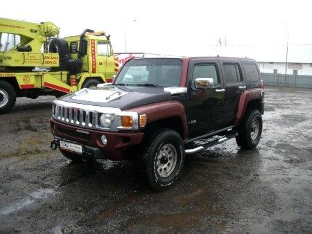 Hummer H3, 2006