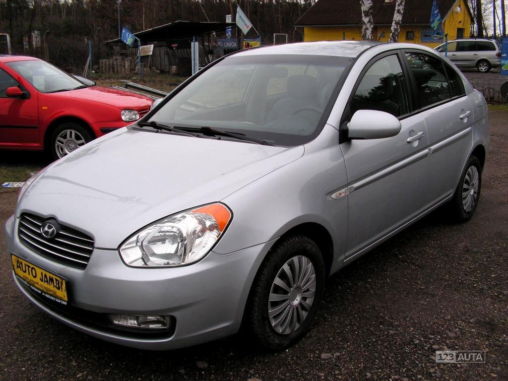 Hyundai Accent, 2006 - celkový pohled
