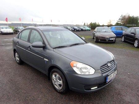 Hyundai Accent, 2009