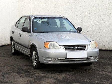 Hyundai Accent, 2003