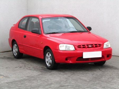 Hyundai Accent, 2000