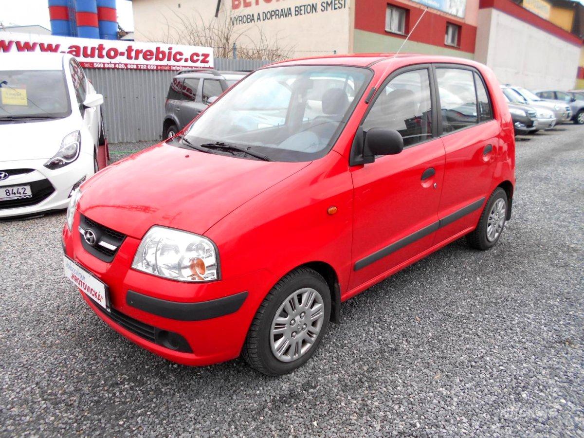 Hyundai Atos, 2007 - celkový pohled