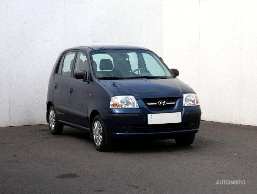 Hyundai Atos, 2005 - celkový pohled