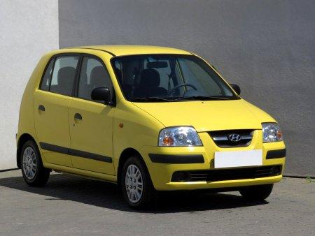 Hyundai Atos, 2008