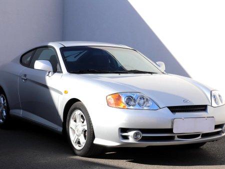 Hyundai Coupé, 2004