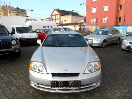 Hyundai Coupé, 2003