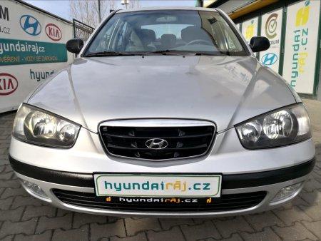 Hyundai Elantra, 2002